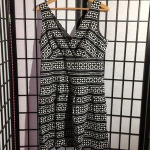 White House/Black Market Dress Size 14